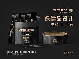 保健品产品设计《苍木》