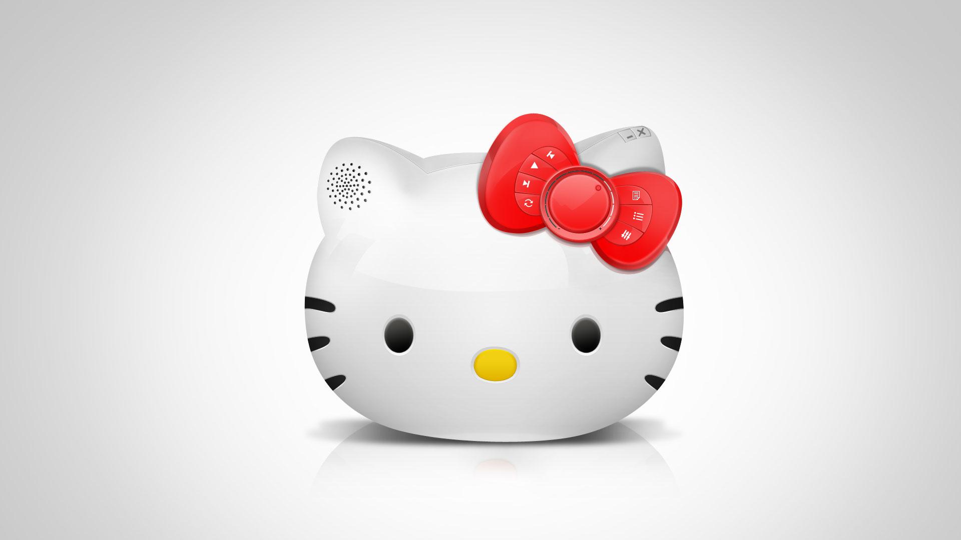 kitty壁纸-hellokitty