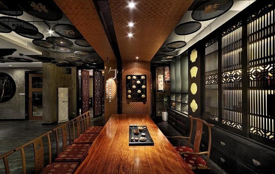 农村茶楼茶楼-德阳客家v农村,德阳印象装修,德阳茶楼两层半建筑设计图图片