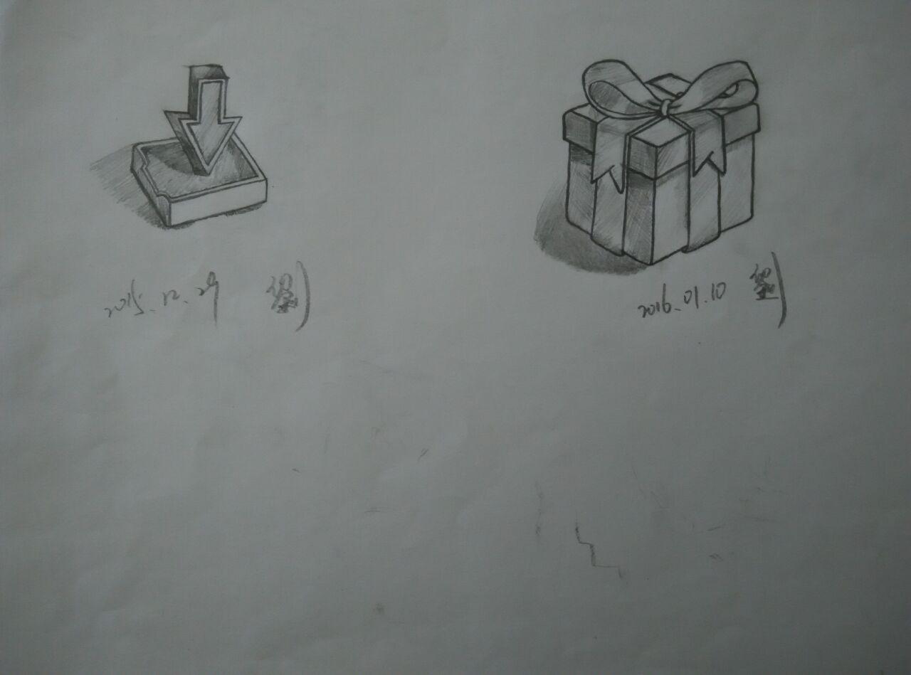 简单素描 插画 其他插画 lhuay - 原创作品 - 站酷