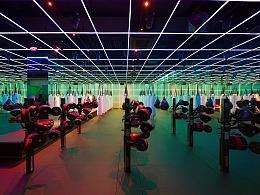 如何分辨室内空间的灯具光分布?