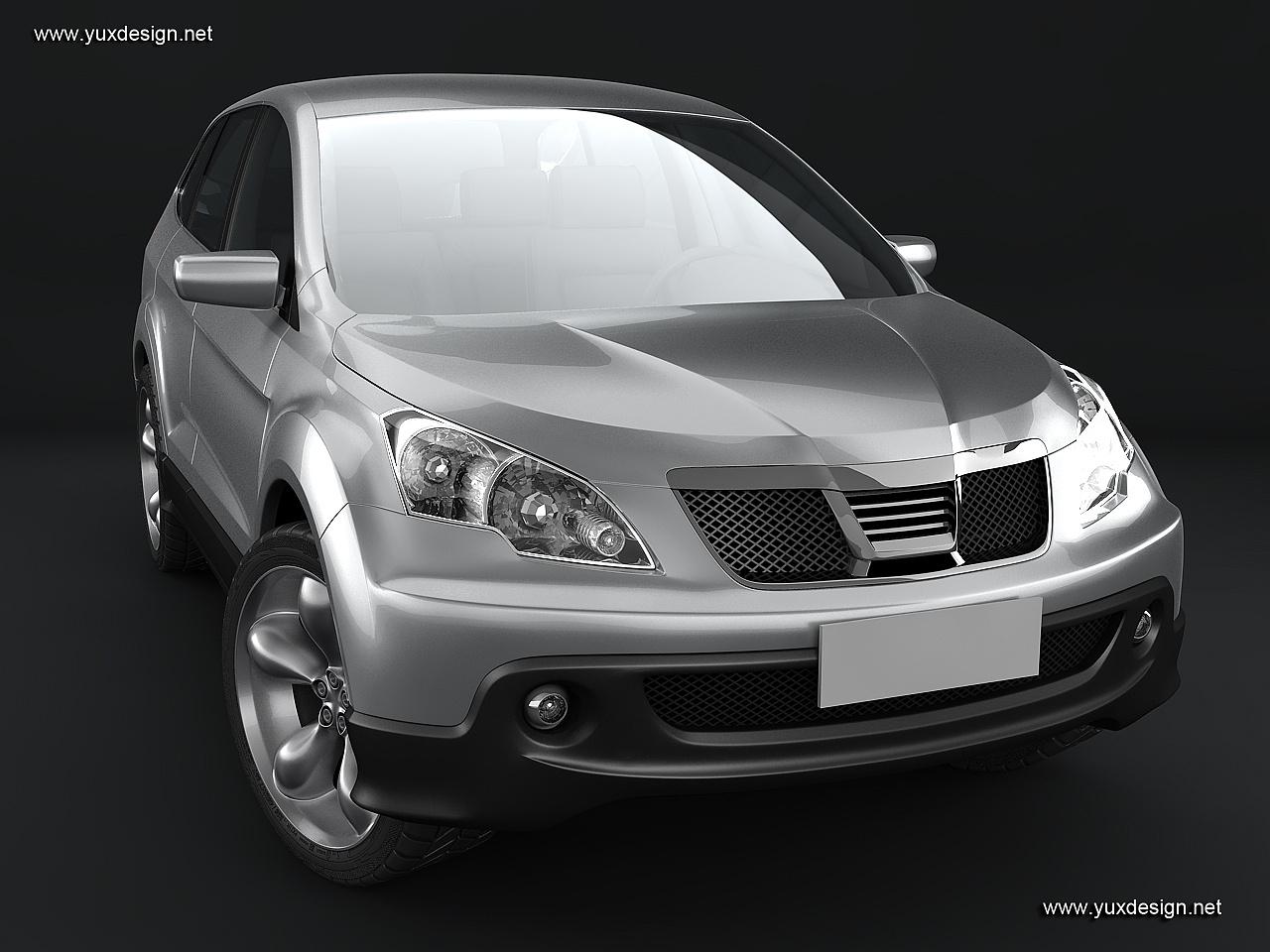 工业产品设计网站_Work-3汽车网站互动展示|工业/产品|交通工具|yuxdesign - 原创作品 ...