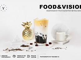 奶茶摄影 饮品拍摄