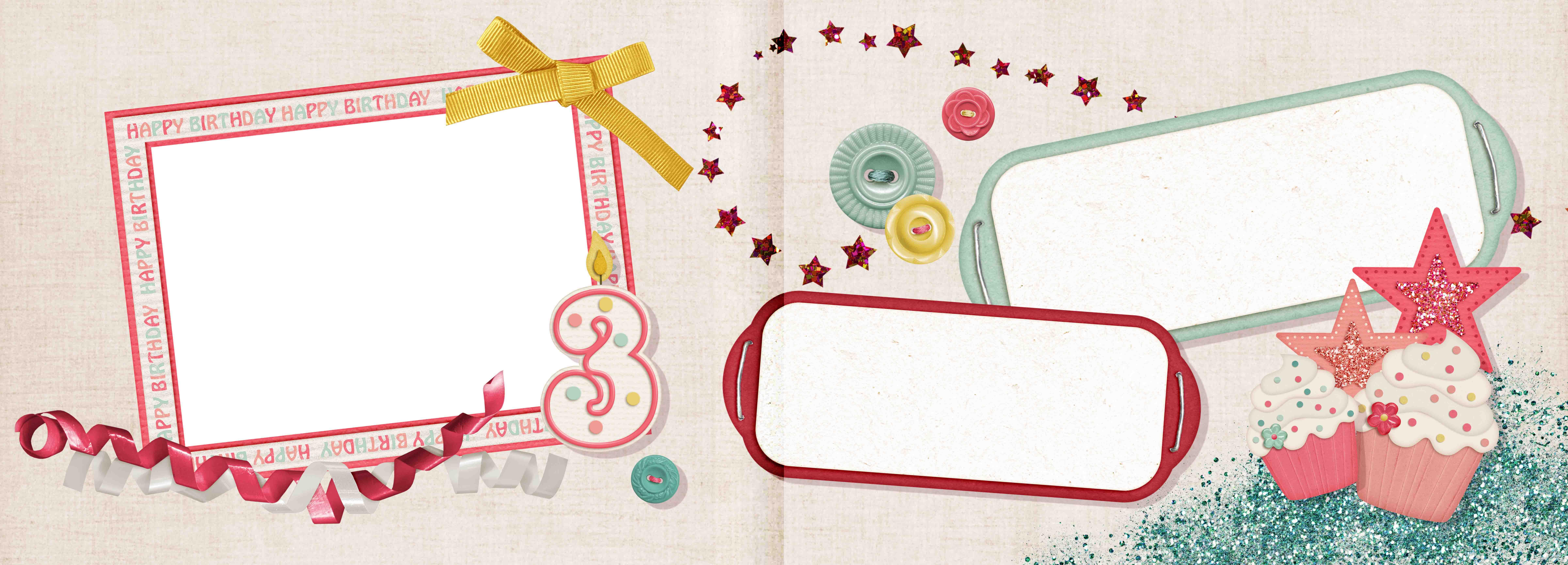 宝宝相册模板 宝宝成长相册 摄影模板 儿童摄影模板 相册模板 周岁