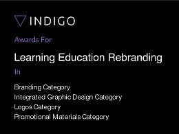 乐宁教育品牌升级获得 Indigo设计奖多个奖项