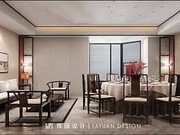 雅园设计   枫二酒楼