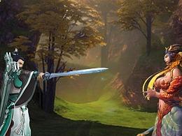 游戏广告宣传图
