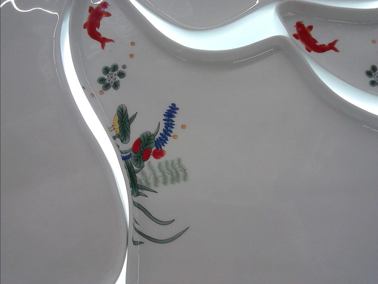 淄博陶瓷彩绘模特