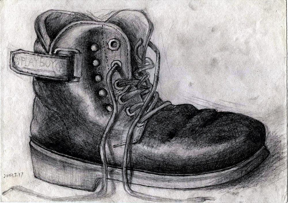 铅笔画,素描