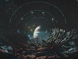 UNREAL ENGINE 4 作品集 ——《Interstellar》