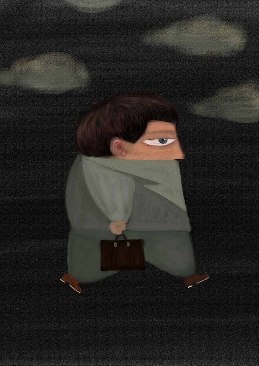 装在套子里的人