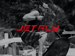JET FLY 动力冲浪板品牌logo