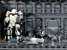 未来警用机甲基地