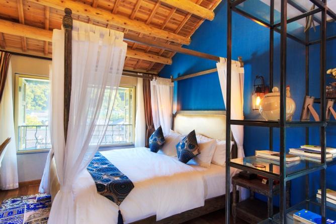 杭州麦浪主题民宿度假酒店装修设计|室内设计|空间