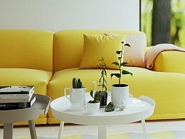 [斯特]-家具效果图
