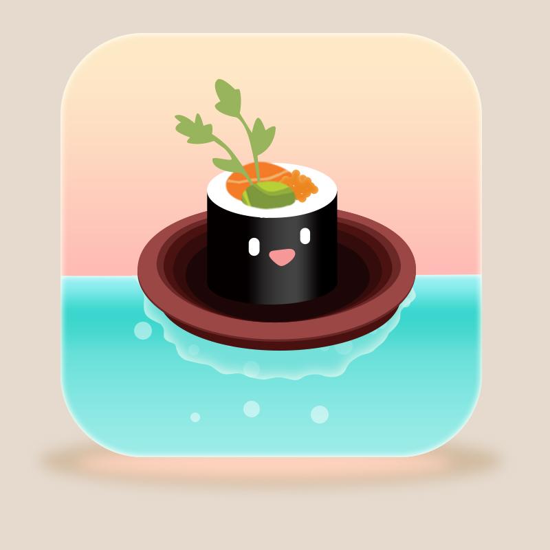 临摹加拓展 美食icon