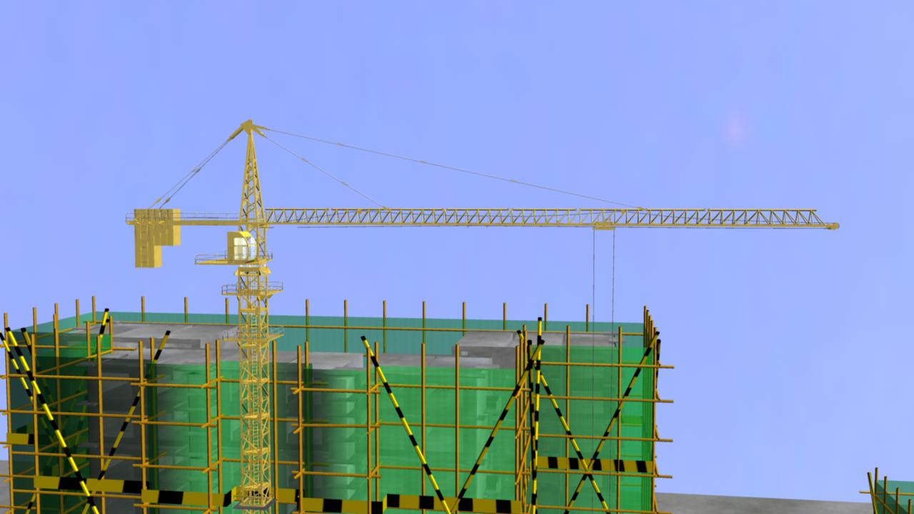 塔吊四线整流器接线图