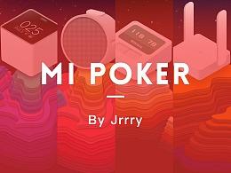 小米扑克-插画设计3