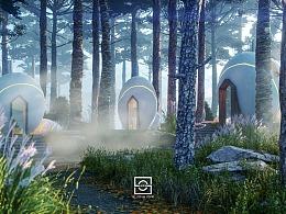 迷雾丛林恐龙蛋蛋屋