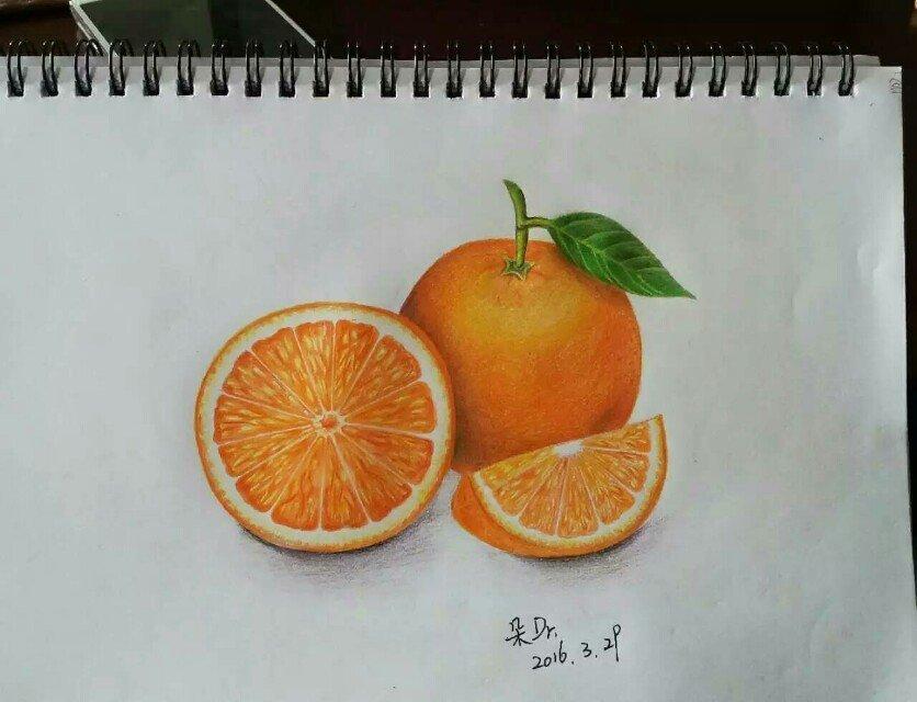 手绘彩铅画|插画|其他插画|云朵手绘 - 原创作品