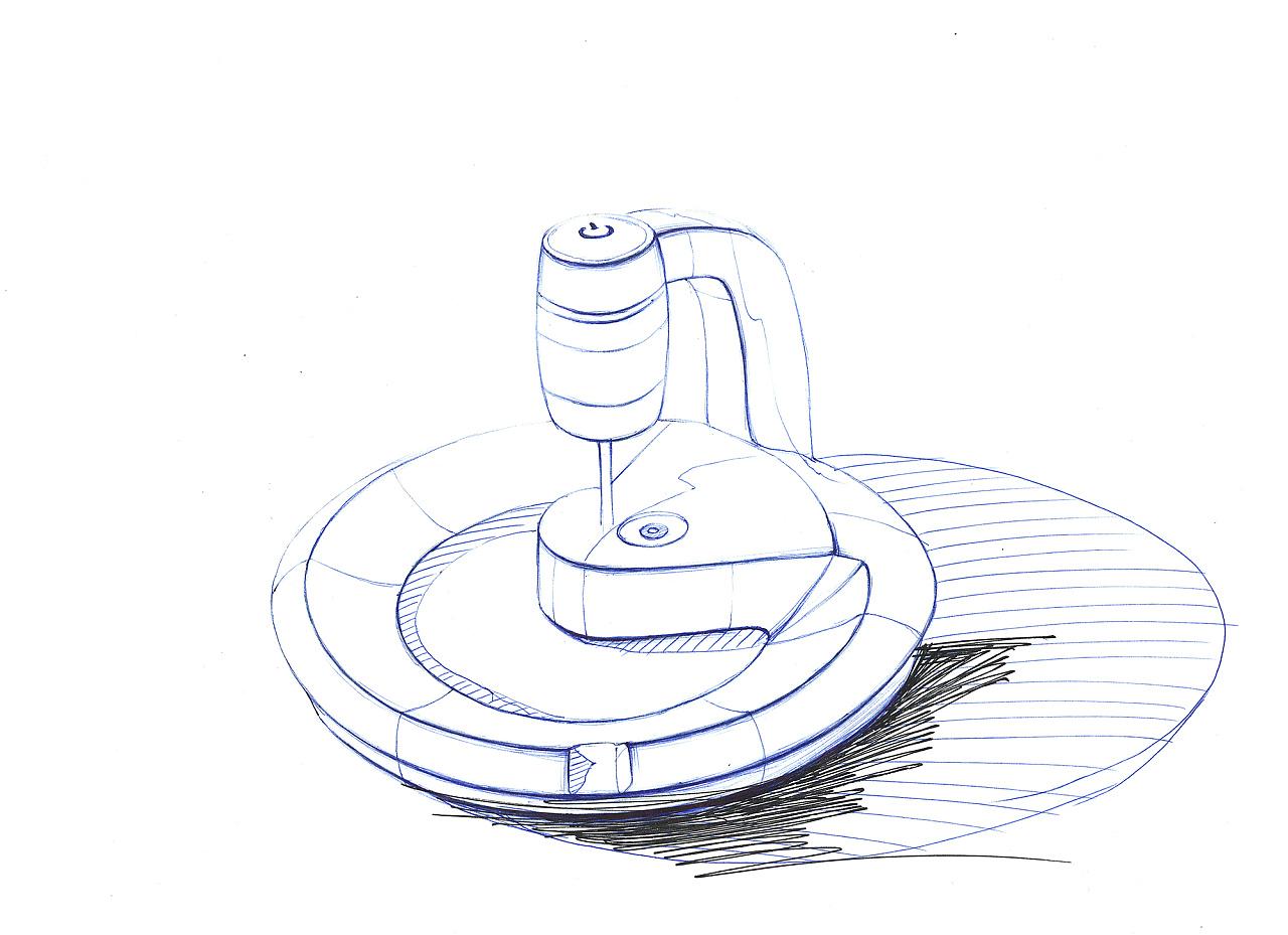 产品设计手绘作品马克笔|工业/产品|生活用品|饮水