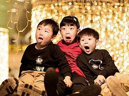 儿童在线送彩金丨节日氛围商场内肖像
