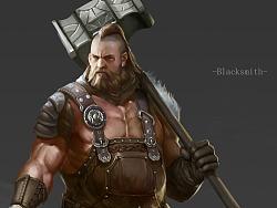 一个铁匠-瓦卢尔