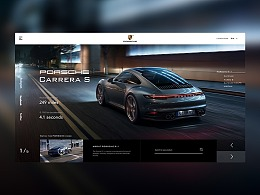 Audi and Porsche web exercises