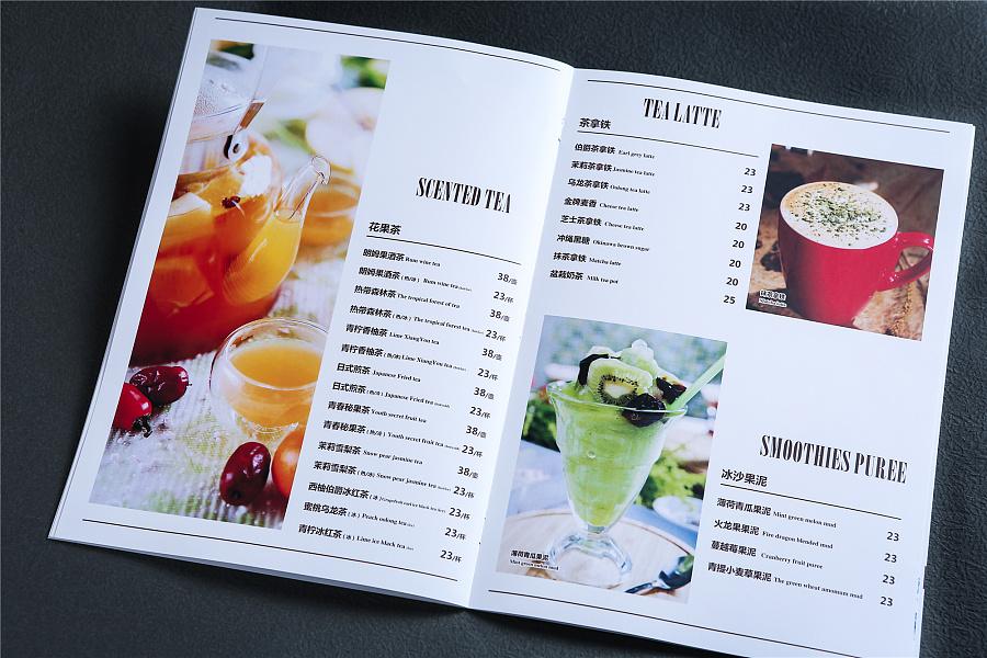重庆中餐菜单设计,推荐捷达菜谱制作公司