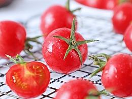 夏日清凉小番茄样片一组