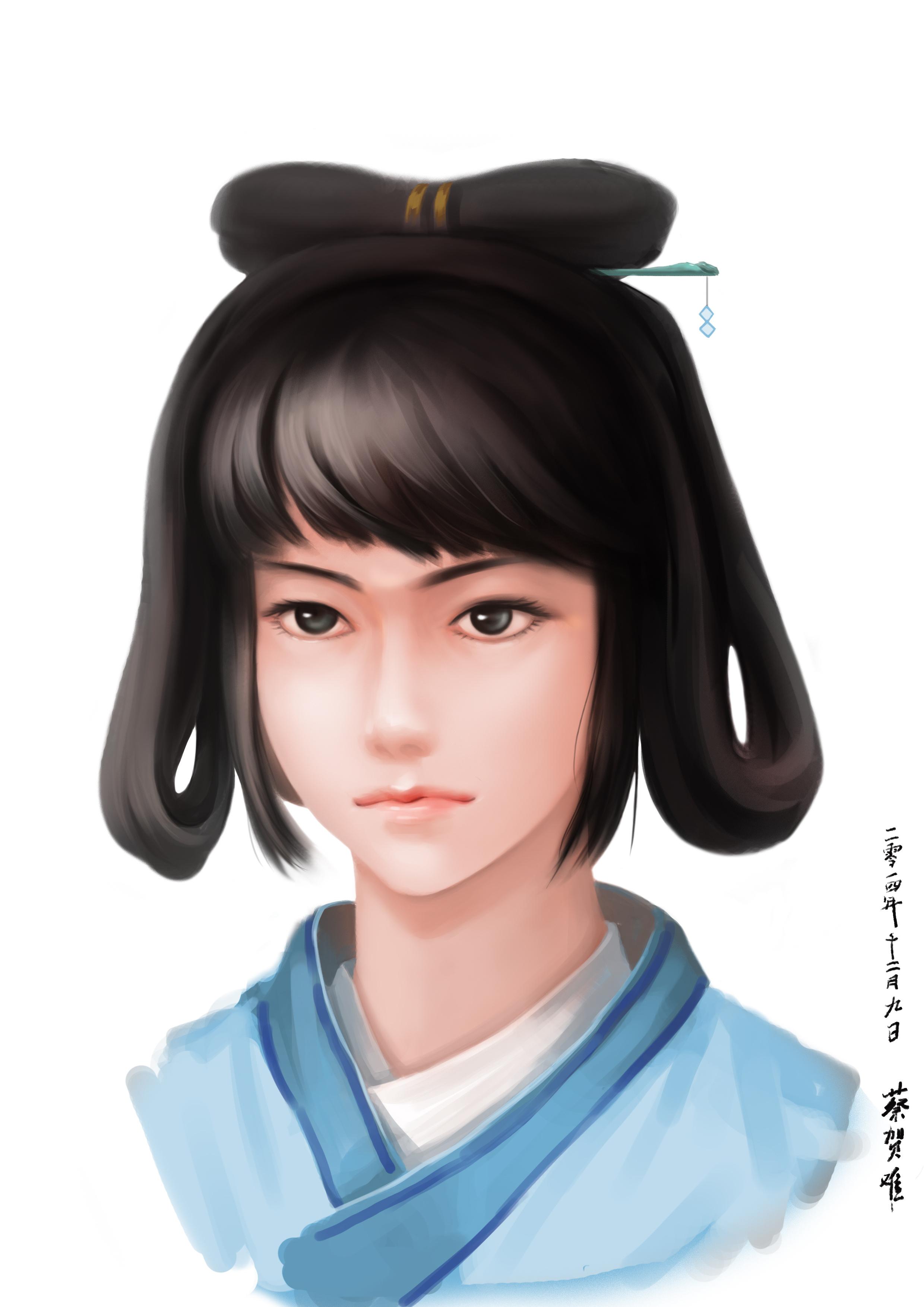 女头像-中国唯美风