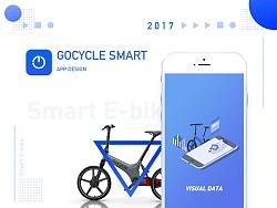GOCYCLE SMART-智能电动车