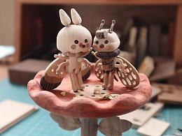闪亮  Moil's handmade