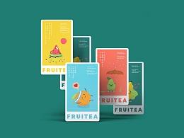 果语TEA | 品牌提案