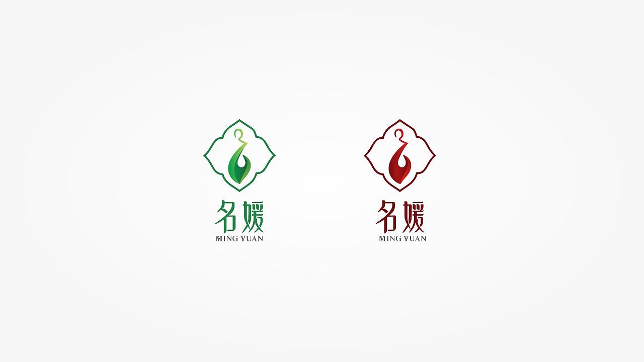 农业品牌的logo提案