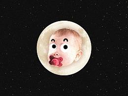 百度儿童节H5:「不喊妈的宝宝躺秘籍」,让你做回孩子