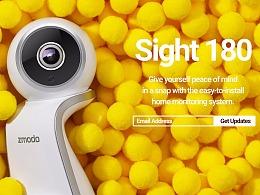 棉花糖风格 智能设备 监控类产品  拍摄 2018 11