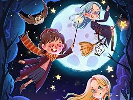 哈利波特魔法觉醒&六一儿童节