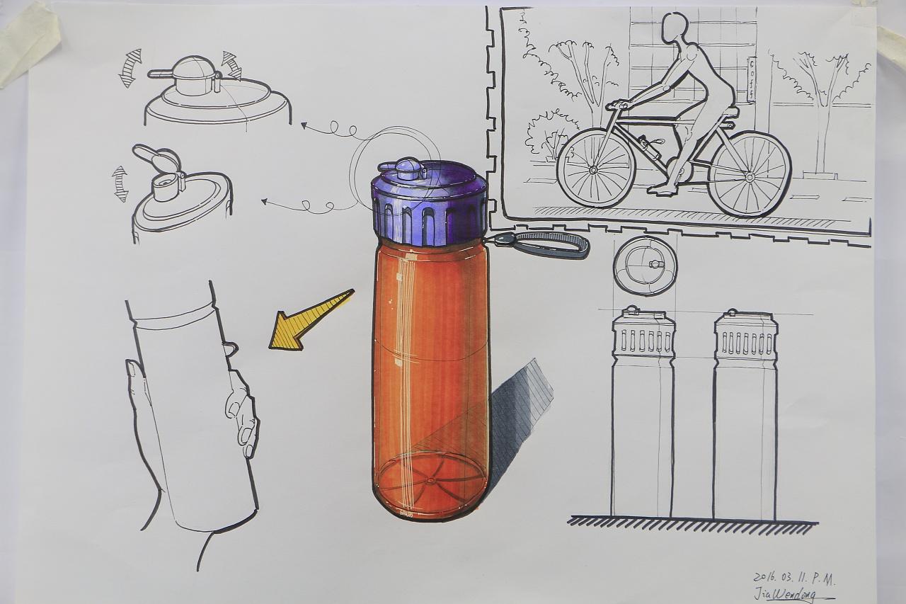 201603工业设计手绘