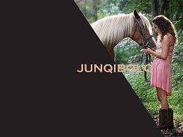 LOGO&VIS | JUNQIBOLO运动时尚品牌形象提案