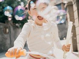 厦门旅拍-泡沫之夏
