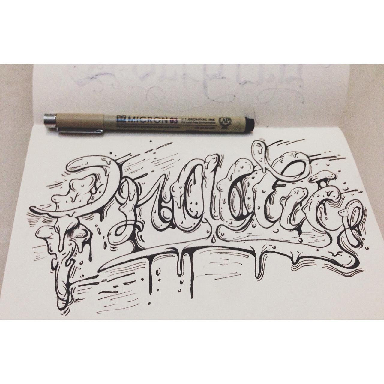 【房子v房子】练习英文花体手绘临摹 插画 插画长15米宽4米的字体设计图图片