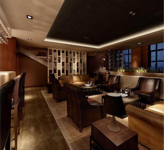 欧式酒吧设计成都酒吧设计装饰|室内设计|空间/建筑
