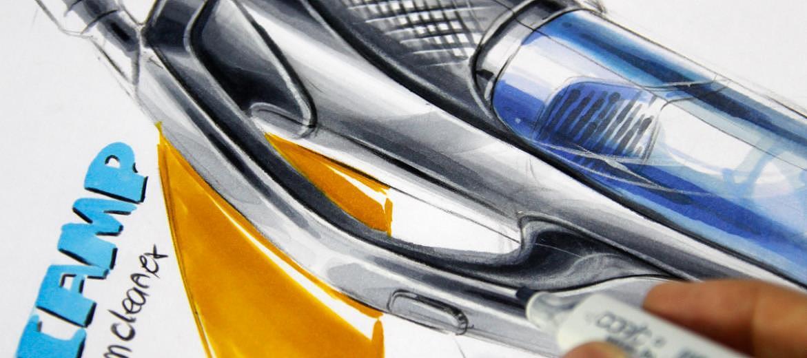 高品质工业产品设计手绘效果图谍照|工业/产品|电子|i