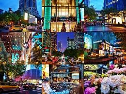 Shanghai's Nights(2017-2019):淮海中路