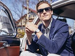 手表全球拍摄影 手表模特摄影 东欧模特摄影 广告摄影