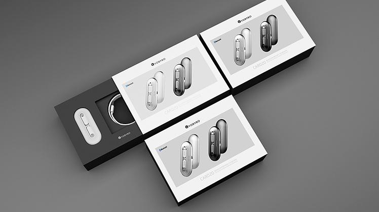 设计方案二:简约,扁平,国际化的品牌视觉印象 design: 壹包装设计图片