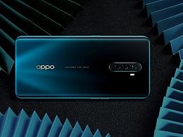 OPPO Reno Ace 星际蓝版