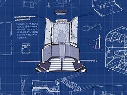 未来管廊探索体验设计