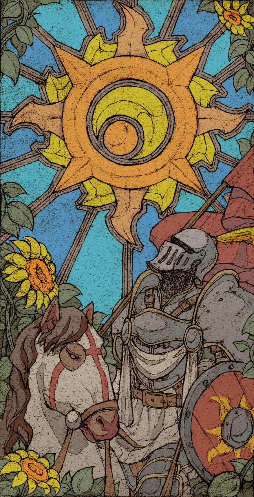 塔罗牌—太阳